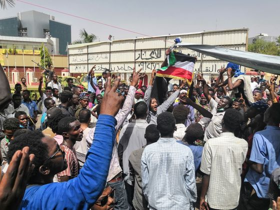 Bashir's Supporters Plan Rival Sudanese Rally to Defend His Rule
