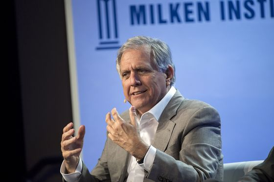 Sexual Misconduct Allegations Cloud Moonves's Future at CBS