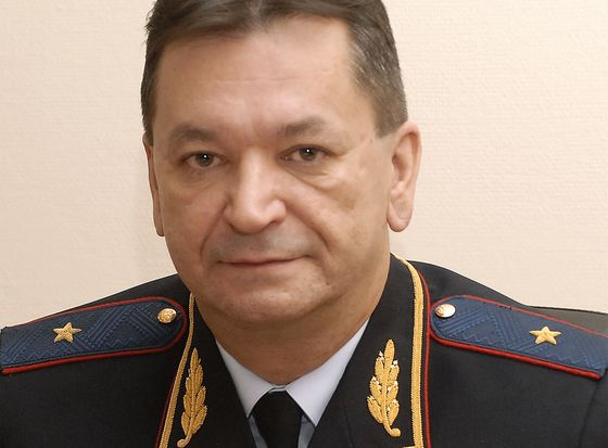 Russia's Prokopchuk May Take Over as Interpol Head, Times Says