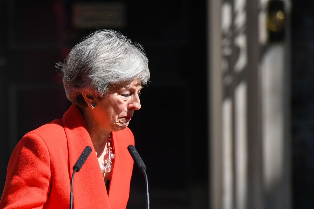 May Quitting Throws Bank of England Governor Race Into Unknown