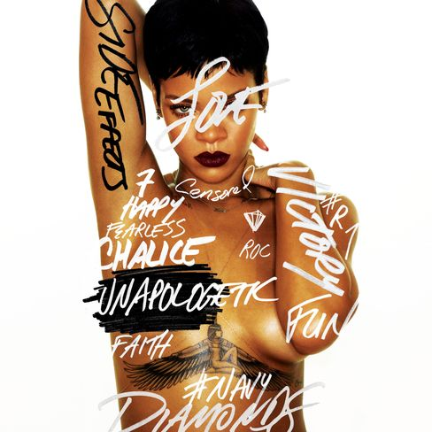 'Unapologetic'