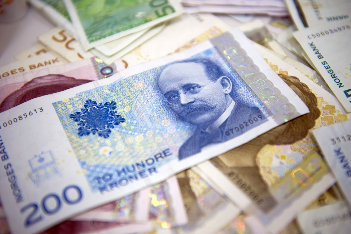 Norway's Krone Hits Record Low Against Euro