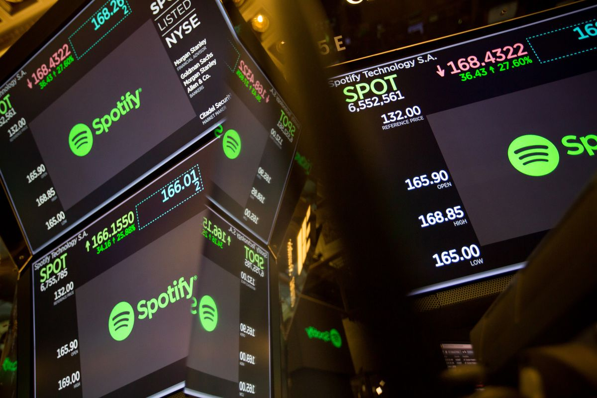 Tiger Global Among Top Spotify Holders With $1.9 Billion Stake