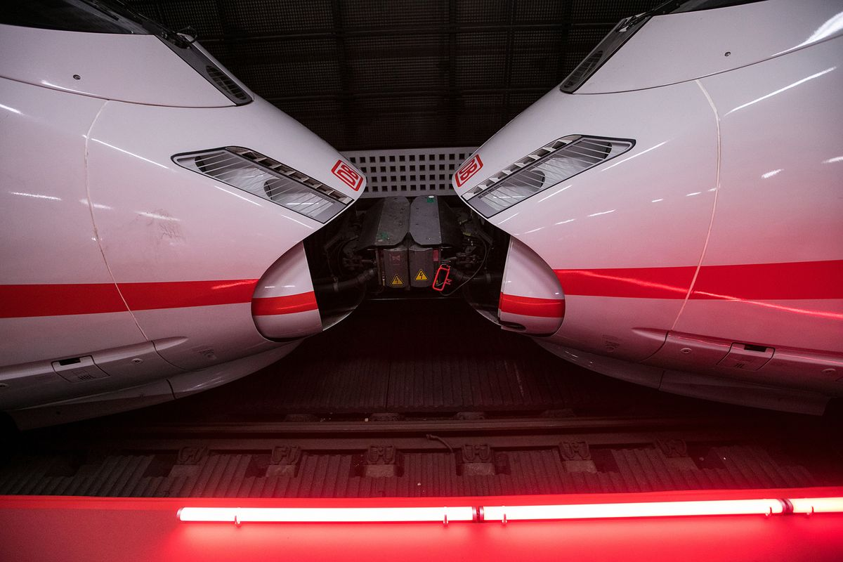 Siemens Is Poised to Resume Train Deliveries to Deutsche Bahn