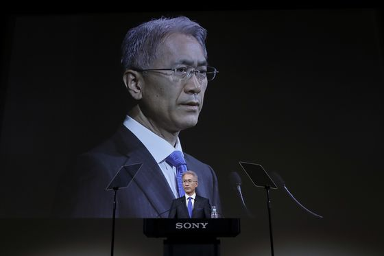 Sony Stock Surge Gives New CEO the Hottest Start in 23 Years