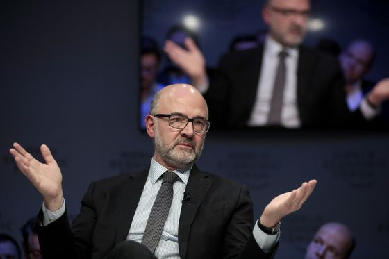 EU Commissioner Moscovici Says U.K. Must Declare What It Wants