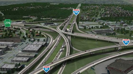 After 60 Years, I-95 Is Complete