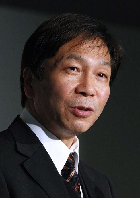 Kazumasa Iwata, former deputy governor of the Bank of Japan