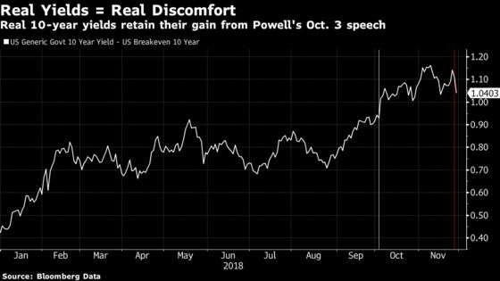 Real Yields Tell the Real Story for Fed Watchers