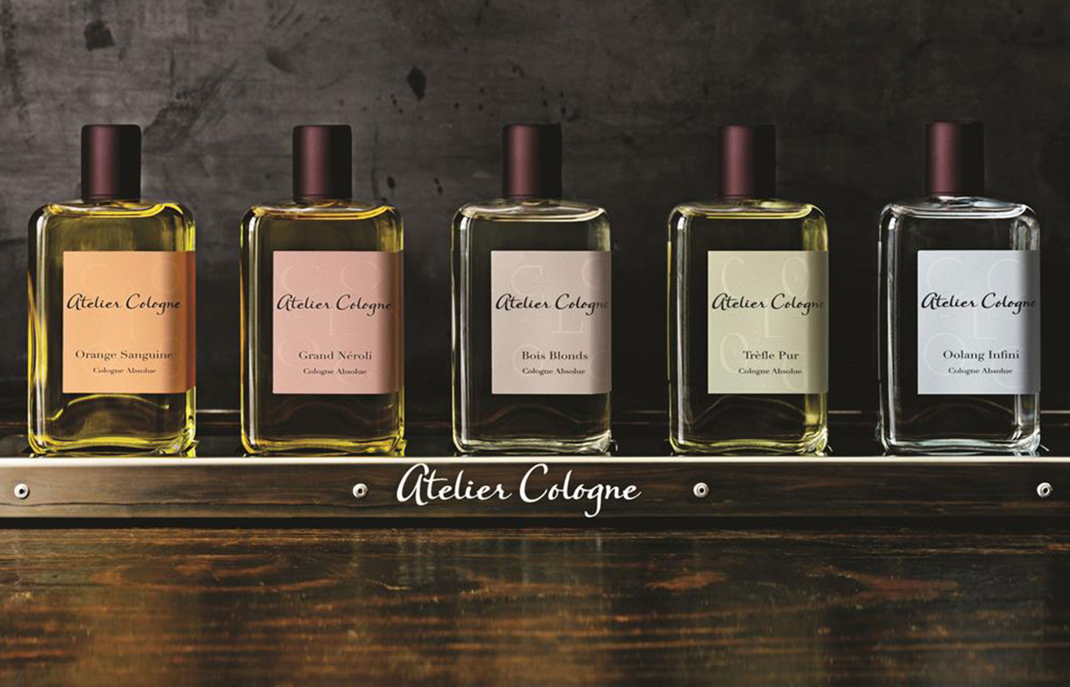 Atelier cologne a maison de parfum with nyc roots bloomberg for Atelier catherine masson parfum maison