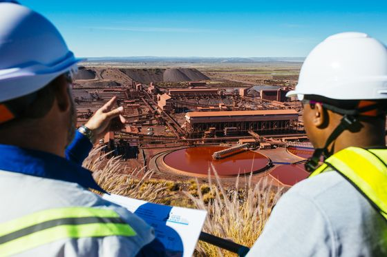 Top Africa Iron Ore Miner Extends Life of Giant Mine to 2040