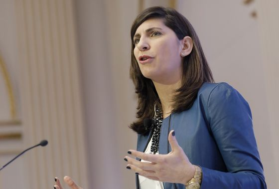 NYSE Names First Woman Chief in Exchange's 226-Year History