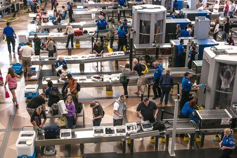 Lost Change Really Adds Up at the Airport Security Line