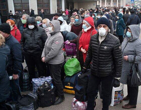 Russia to Close Borders as Coronavirus Crisis Escalates