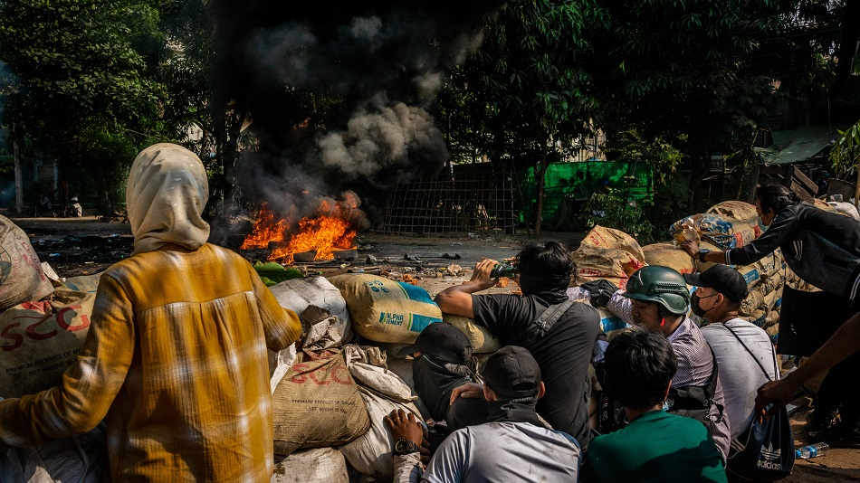 Myanmar's Deadliest Weekend Since Coup Sparks Global Outrage - Bloomberg