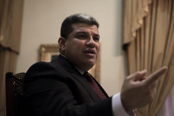 U.S. Sanctions Venezuela's Parra Over National Assembly Rift