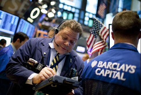 U.S. Stocks Gain as Euro Strengthens on Greece