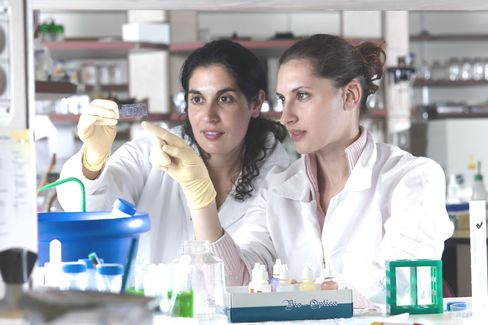 Israeli Women Ahead in Science Degrees Poised to Lead in Biotech