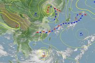 relates to Vietnam May Evacuate 500,000 As Storm Noul Nears Central Region
