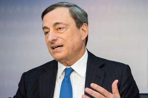 'Are We Finished?' Asks European Central Bank Chief. 'The Answer Is No.'