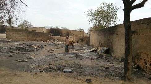 Nigerian Battle With Islamic Militants Leaves at Least 185 Dead
