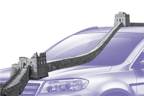 China's Great Wall Motor Is Built on SUVs