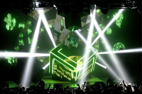 Live Nation's New Groove: Electronic Dance Music and Scalped Tickets