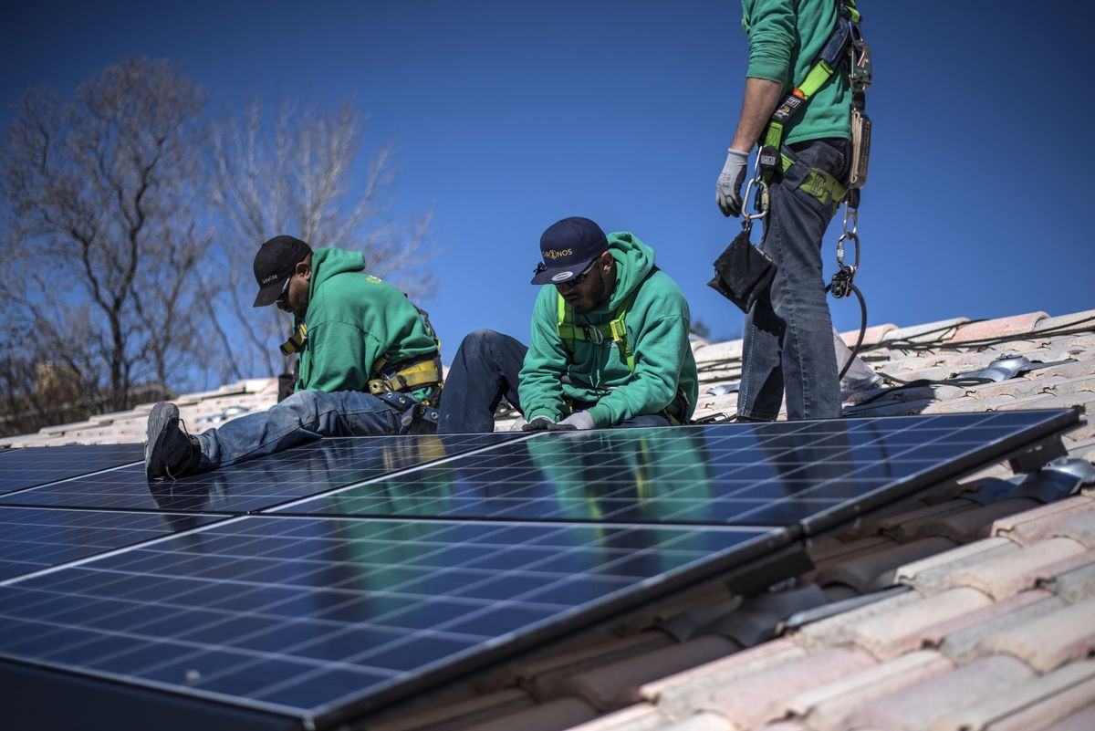 Renewable Energy Powers Jobs for Almost 10 Million People