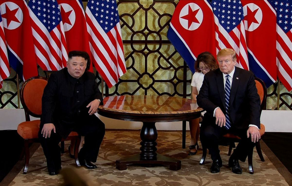 Trump Was Right to Walk Away From Kim