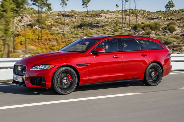 Good The 380 Horsepower XF S Sportbrake Is Jaguaru0027s First Wagon In 10 Years.
