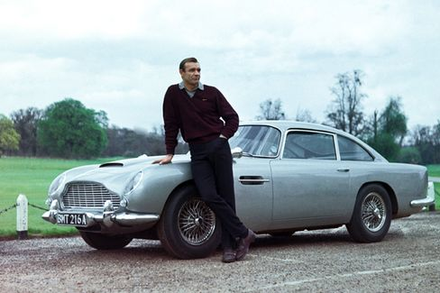 For Your Ads Only: 50 Years of James Bond Product Placement