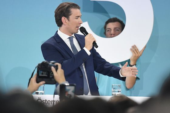 Greta Effect Shakes Up Austrian Politics in Signal for Europe
