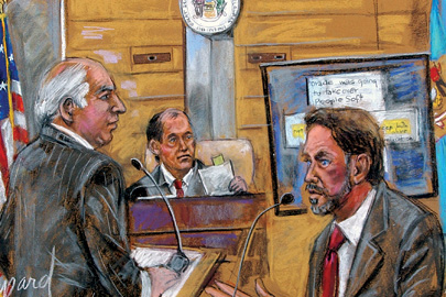 Ellison, a force in boardrooms and courtrooms, pulled off a hostile takeover of Duffield's PeopleSoft in 2004