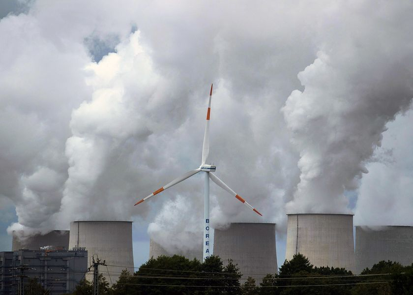 Germany's Drive to Slash CO2 Output May Cost $44 Billion