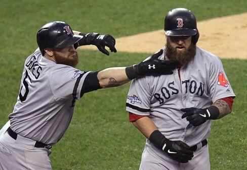 Boston Red Sox Beards