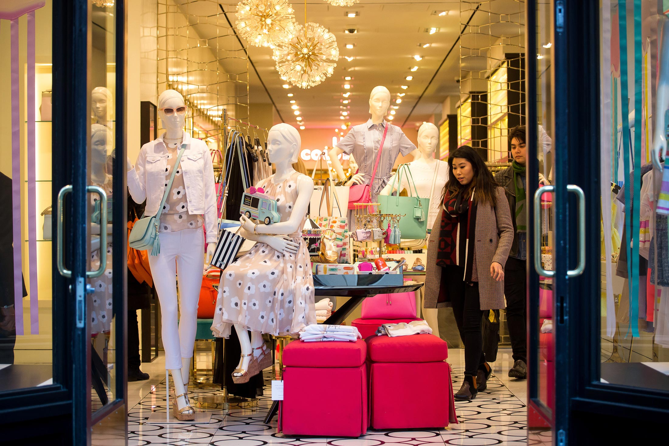 Kate Spade Said to Attract Interest From Coach, Michael Kors