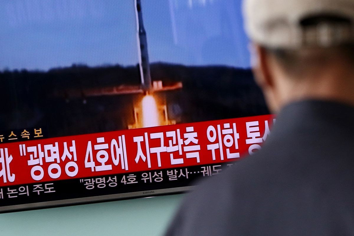 South Korean Leader Says Kim Willing to Give Up Nuclear Arsenal