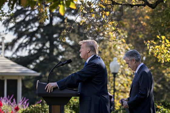 Key Trump Quotes on Powell as Fed Remains in the Firing Line