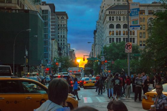NYC to Limit Cars on 14th Street in Traffic-Cutting Experiment
