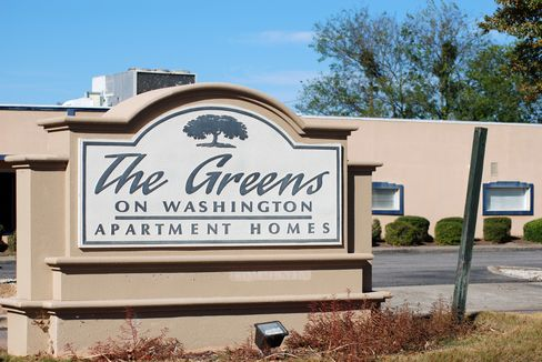 The Greens Apartment Complex