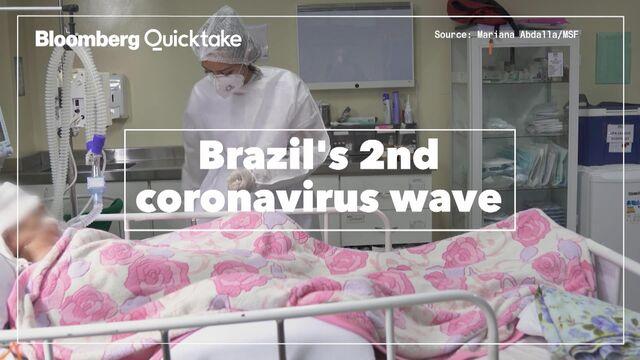 Brazil's Second Coronavirus Wave