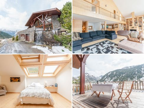 A chalet in Andorra