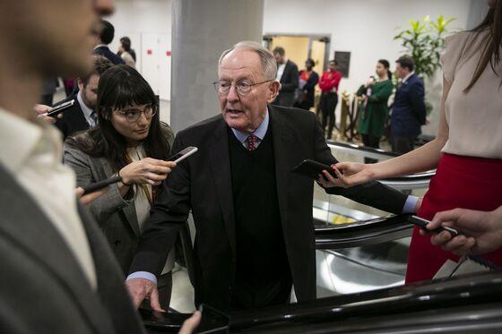 Senate Rejects Trump Border Emergency, Setting Up Veto Showdown
