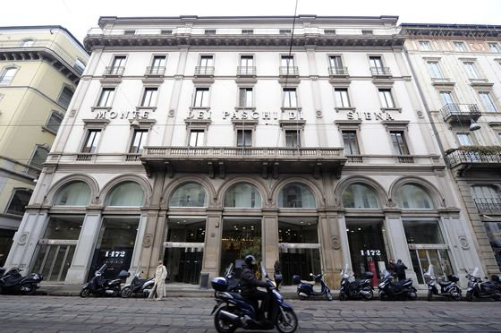 Ailing Italian Bank Puts Crown Jewel Properties Up for Sale