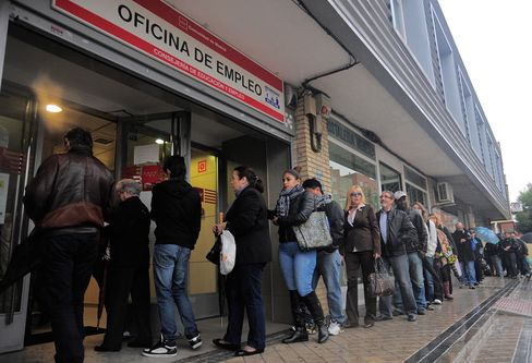 European Unemployment Rate Rises to Highest in Almost 15 Years