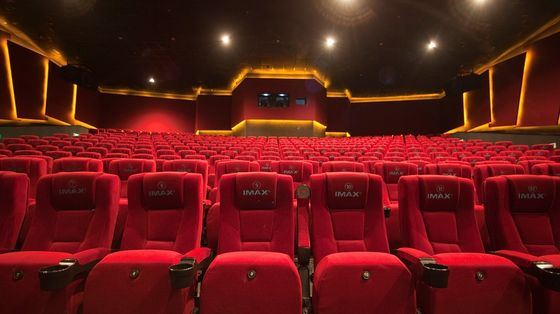 Movie Theaters in Asia Are Thriving Despite Covid, Imax CEO Says