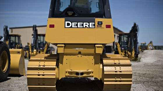 Deere Lifts Profit Outlook on Surging Farm Sector Demand