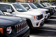 Car Dealerships As Total Vehicle Sales Figures Are Released