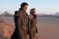 relates to 'Dune' Movie Reboot Tops U.S. Market With $41 Million Debut