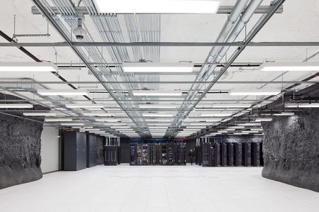 Subtropolis's cool climate helped attract cloud computing company LightEdge, which has become the anchor tenant in what Hunt Midwest hopes will develop into a major data center.